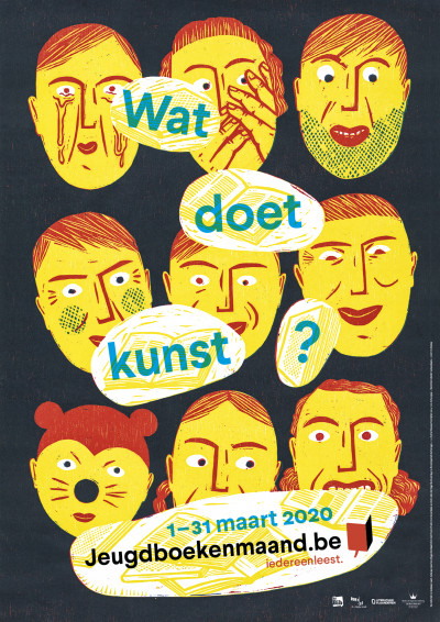 Jeugdboekenmaand 2020