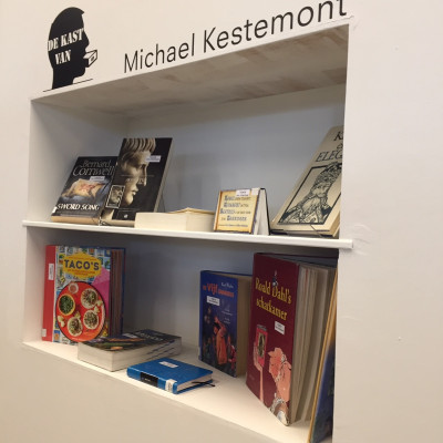 De kast van … Michael Kestemont